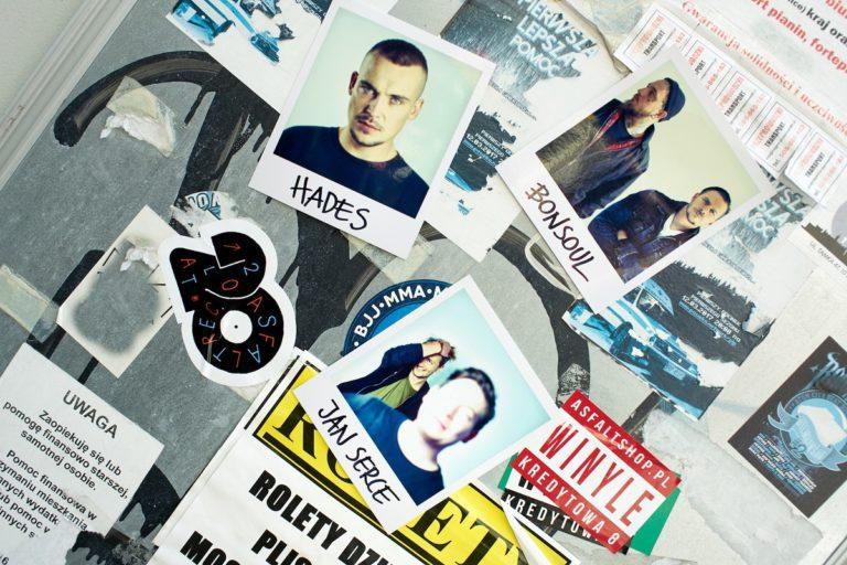 BonSoul, Hades i Jan Serce. Nowe twarze w Asfalt Records!