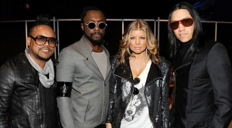 Poznaliśmy gości na nowej płycie Black Eyed Peas!
