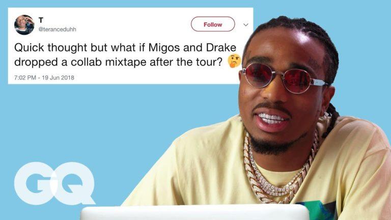 Quavo potwierdza! Nadchodzi mixtape Drake'a i Migos!