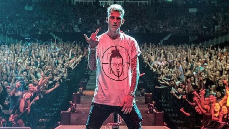 MGK wyśmiewa Eminema!