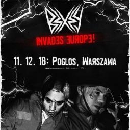 Bexey zagra w Warszawie!