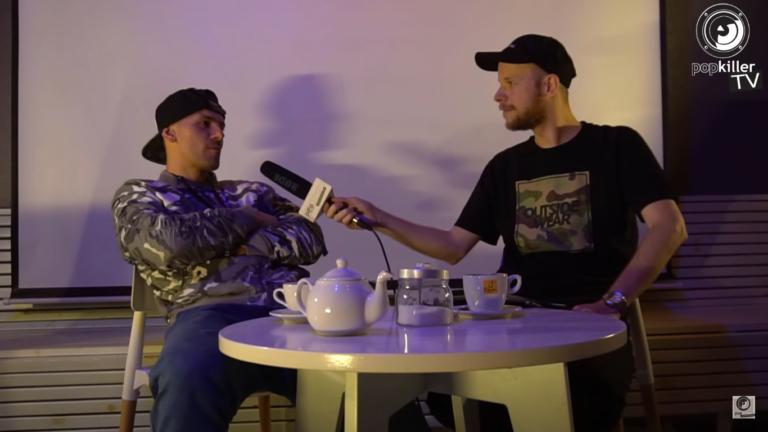 """""""Koncepcyjne płyty są fajne"""" Wywiad z Kacprem HTA."""