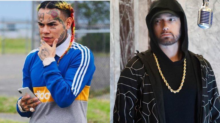 Czy 6ix9ine stał się Eminemem nowej generacji?