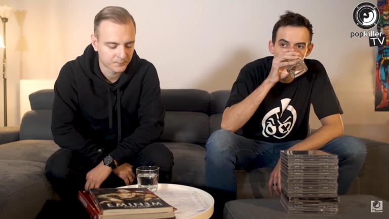 Oxon i Kojot robią przegląd życia Eminema