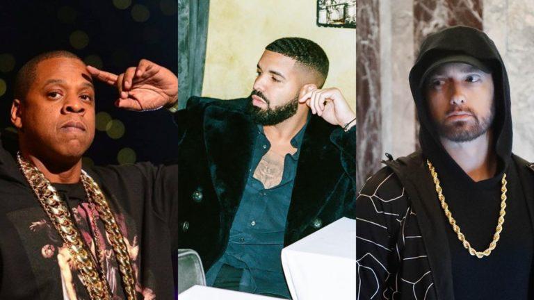 Lista najbardziej dochodowych raperów ostatniej dekady