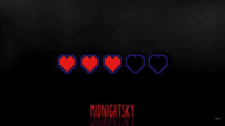 """Midnightsky """"Pęknięte szkło"""" – Nowość!"""
