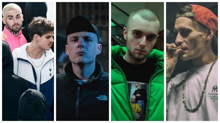 10 raperów, którzy zrobili najwięcej wyświetleń w 2018 roku