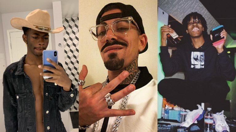 4 raperów, którzy zdobyli popularność dzięki Tik Tokowi