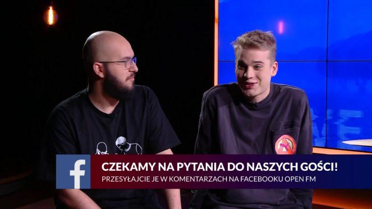 Jan Rapowanie oraz Nocny w gąszczu pytań!