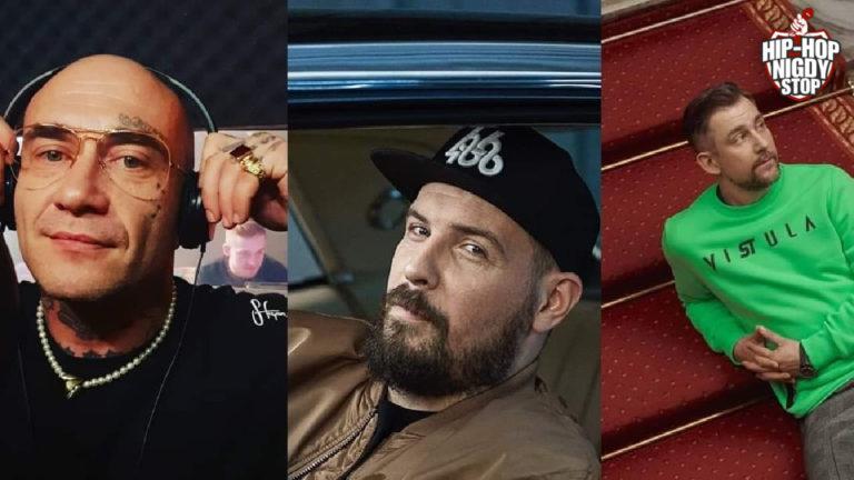 Najstarsi polscy raperzy
