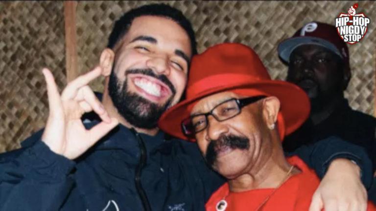 Ojczulek Drake'a wygrał 300 tysięcy zielonych na wygranej Toronto Raptors
