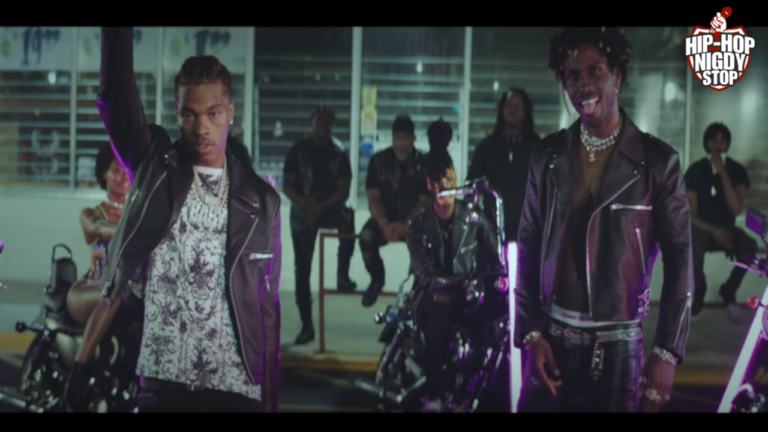 "SAINt JHN – ""Trap"" ft. Lil Baby. PREMIERA!"
