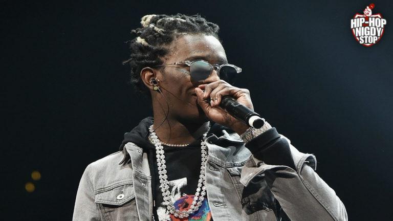 Young Thug oczyszczony z zarzutów nielegalnego posiadania spluwy