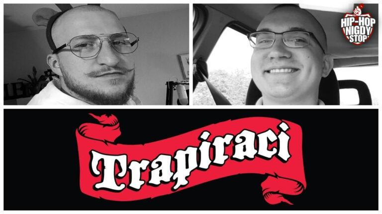 "Olszakumpel i Paris Platynov z kawałkiem ""Trapiraci!"""