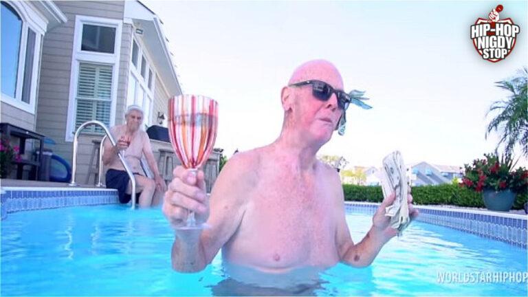 Poznajcie Franka i Maurego, rapującego 75 i 92 latka!