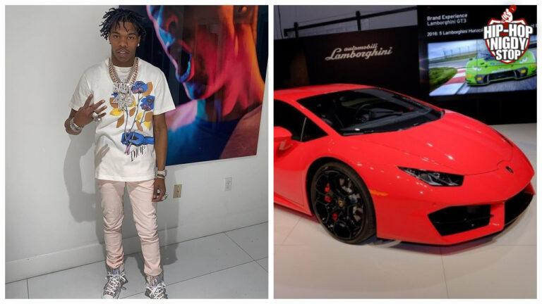 Lil Baby wydaje mixtape, na który dograją się tylko raperzy z Lamborghini