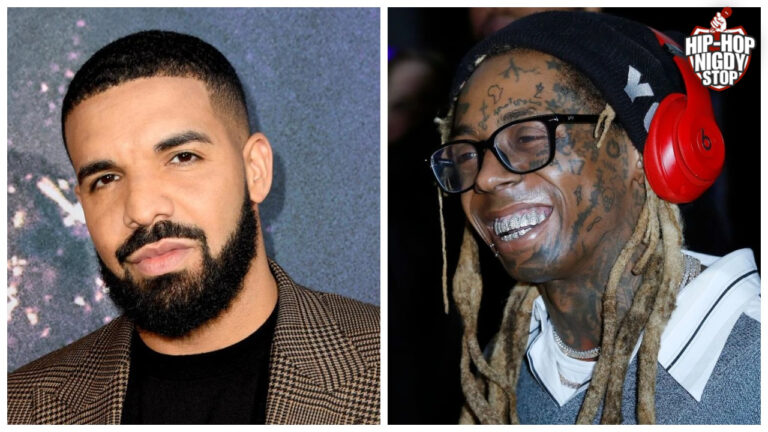 Drake: Lil Wayne wychował mnie