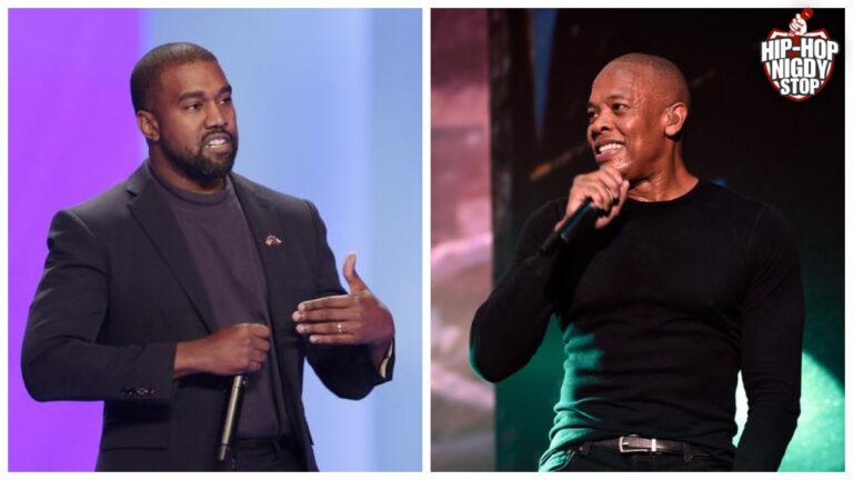 Kanye West i Dr. Dre pracują nad nowym materiałem!