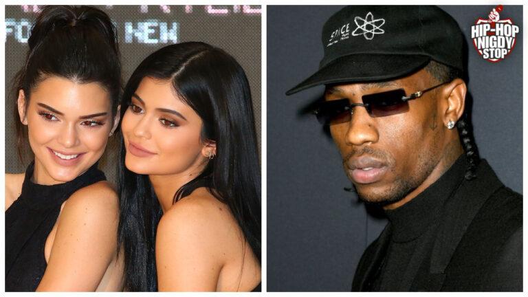 Niewydany kawałek Travisa Scotta w kolaboracji sióstr Jenner