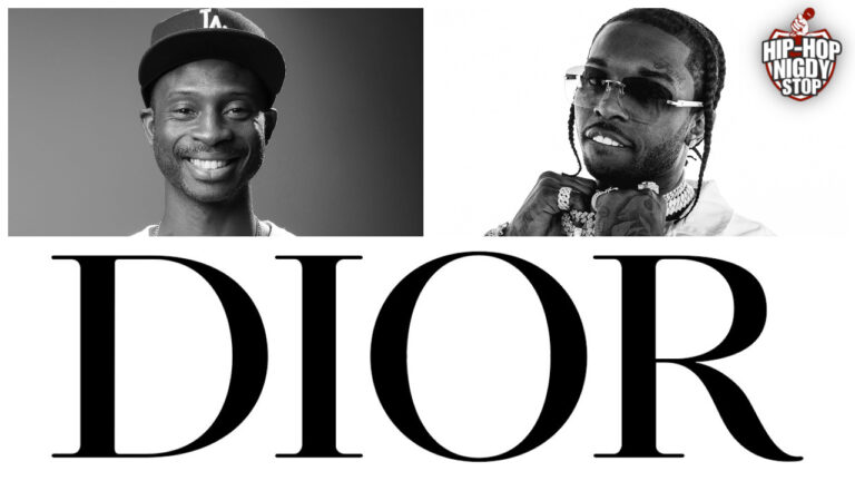 Menadżer Pop Smoke'a widzi szanse na pośmiertną kolaborację rapera z Diorem