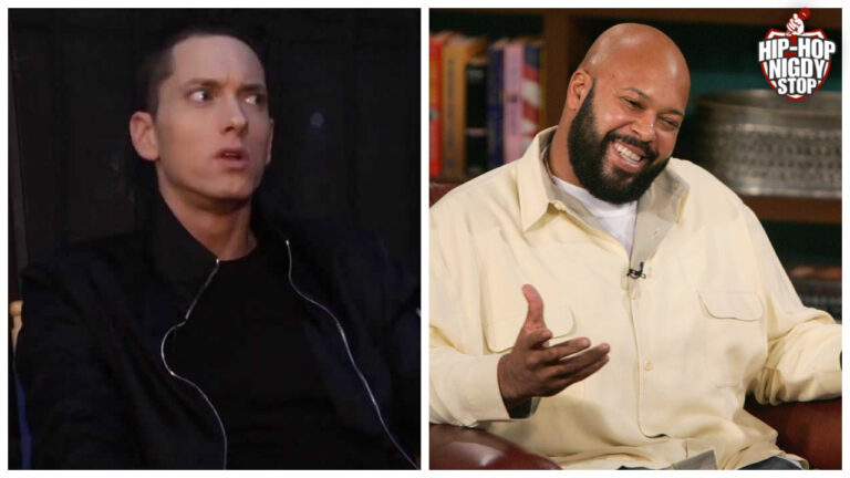 Suge Knight rzekomo próbował dwukrotnie zabić Eminema