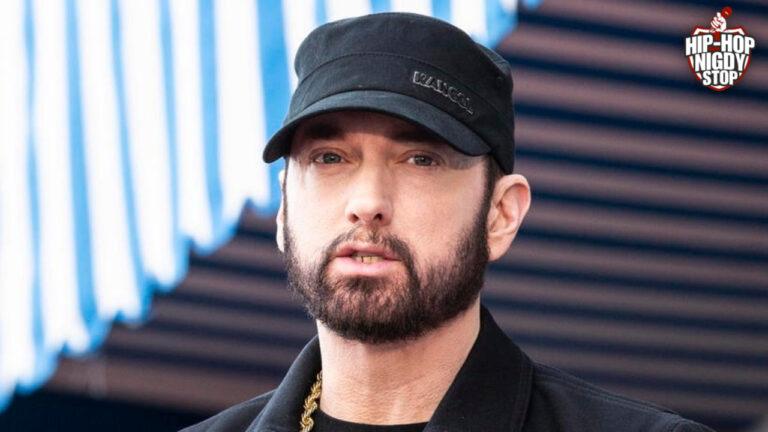 Jeden z fanów… uśmiercił Eminema!