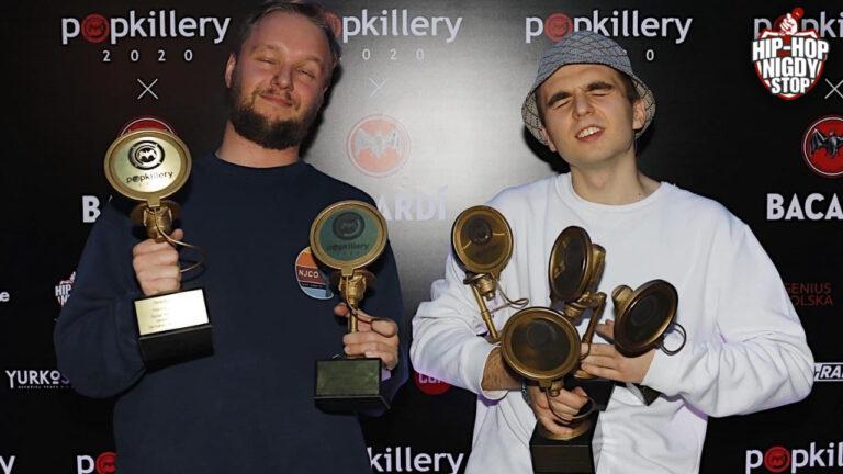 Nagrody Popkiller 2020