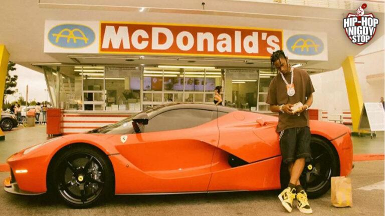 Travis Scott nawiązał współpracę z … McDonaldem. O co w tym wszystkim chodzi?