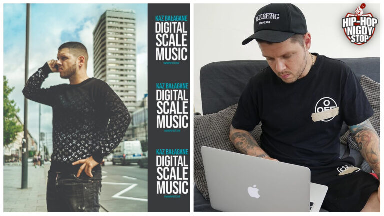 """""""Digital Scale Music"""" – premiera płyty Kaza Bałagane"""