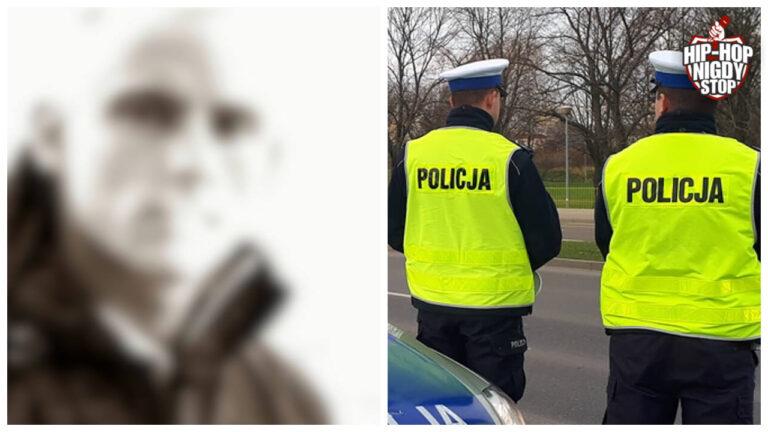 Krakowski raper zatrzymany przez policję!