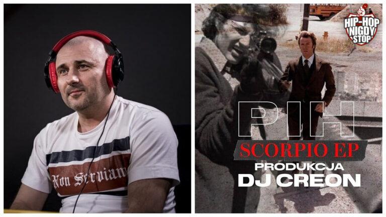 """Pih zapowiedział wydanie EP-ki inspirowanej serią """"Dirty Harry"""""""