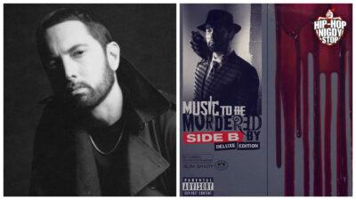 Eminem zaskakuje fanów i publikuje 16 nowych utworów!