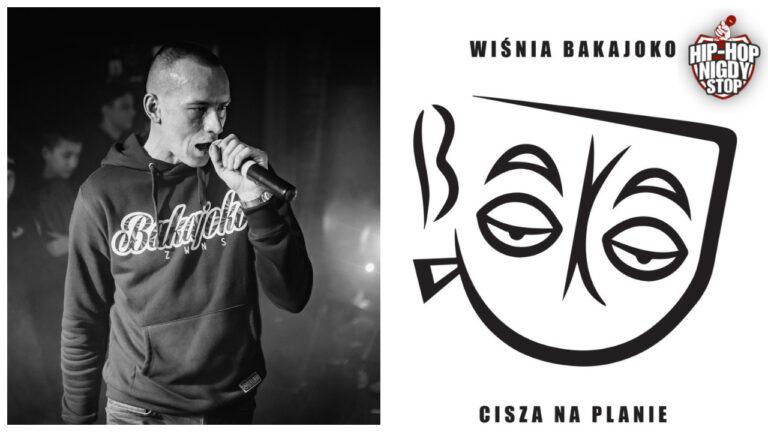 """Płyta ,,Cisza na Planie"""" od Wiśni Bakajoko!"""