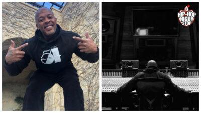 Dr. Dre wrócił ze szpitala do domu!