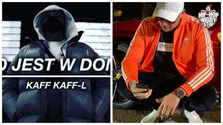 """KaFF KaFF-L przedstawia kolejny singiel promujący ,,Black Moses""""!"""