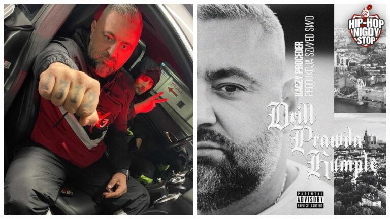 Debiutancka płyta Kaczego oficjalnie zapowiedziana!