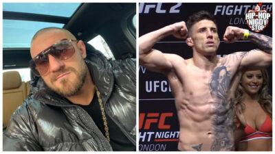 Były zawodnik UFC rywalem Kizo!?