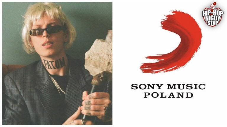 Szczyl dołącza do Sony Music Poland!