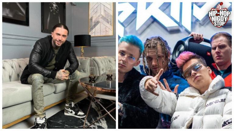 """Malik Montana: """"Muzyka hip-hopowa w Polsce, nabiera takiego YouTuberskiego brzmienia z taką lekką nutą disco-polo"""""""