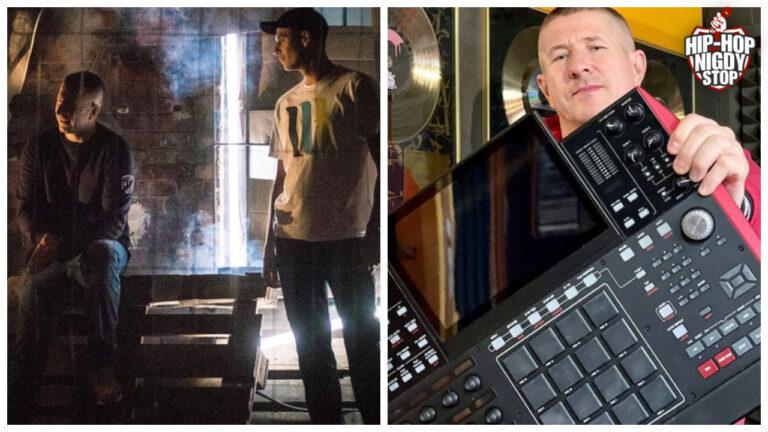 DJ Decks pracuje nad tajemniczą EP-ką i przedstawia pierwszych gości