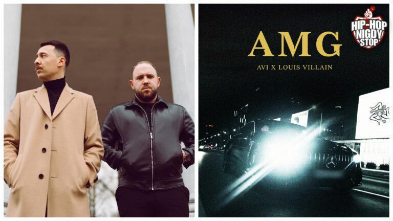 """Avi x Louis Villain – AMG – trzeci teledysk z """"ASP""""!"""