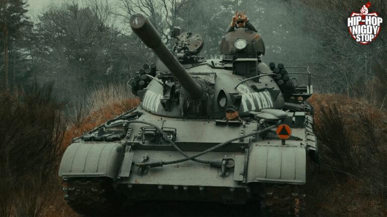 """Tede wjeżdża na czołgu w kolejnym singlu, promującym album """"KA$ABLANCA REAL""""!"""