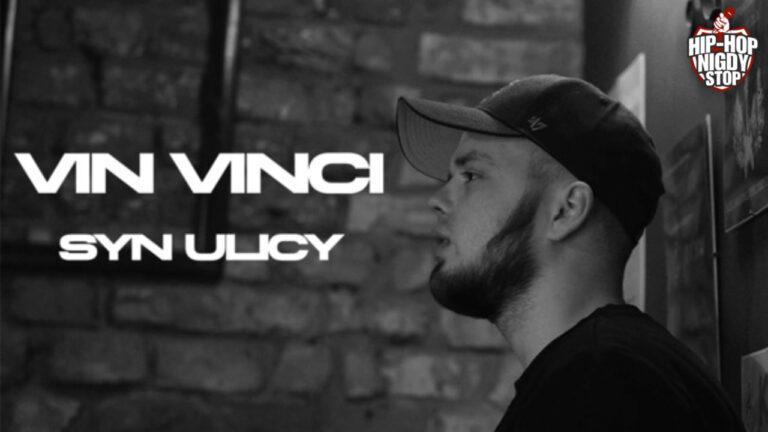 "Vin Vinci z bezkompromisowym singlem ""Syn ulicy""!"