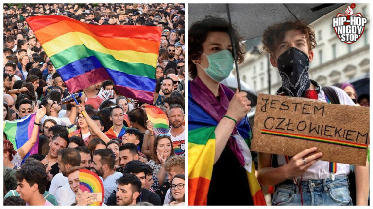 Pierwszy polski raper deklaruje bycie gejem