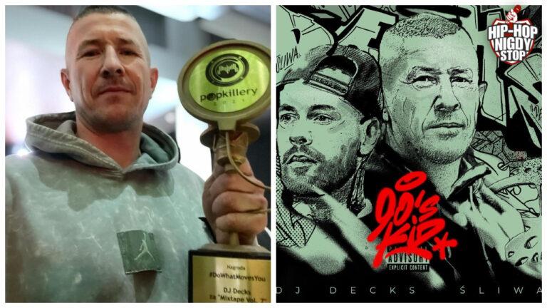 DJ Decks odkrywa karty. W sierpniu premiera minialbumu, współtworzonego ze Śliwą!