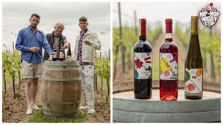 Tuzza ruszyła ze sprzedażą własnego wina!