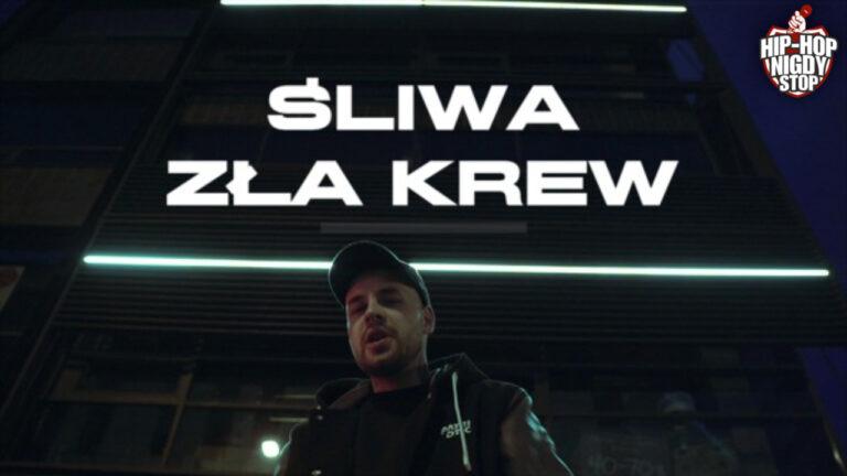 """Śliwa z singlem """"Zła krew""""!"""