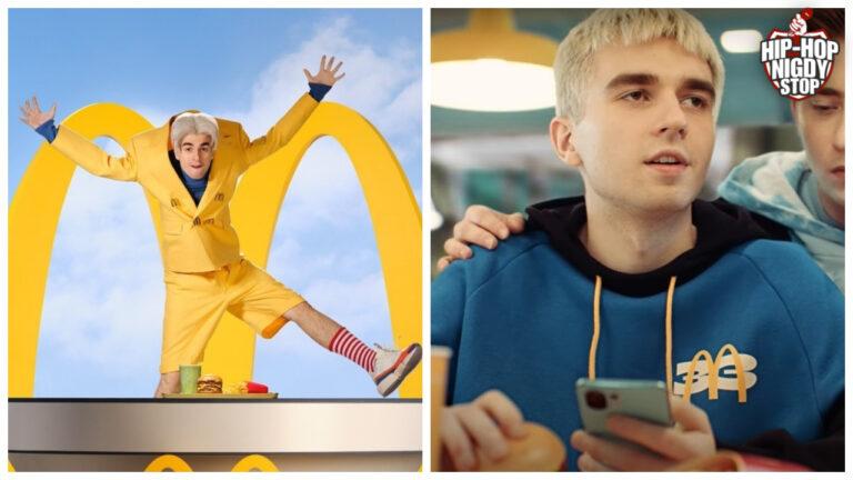Fala krytyki po starcie współpracy Maty z McDonald's