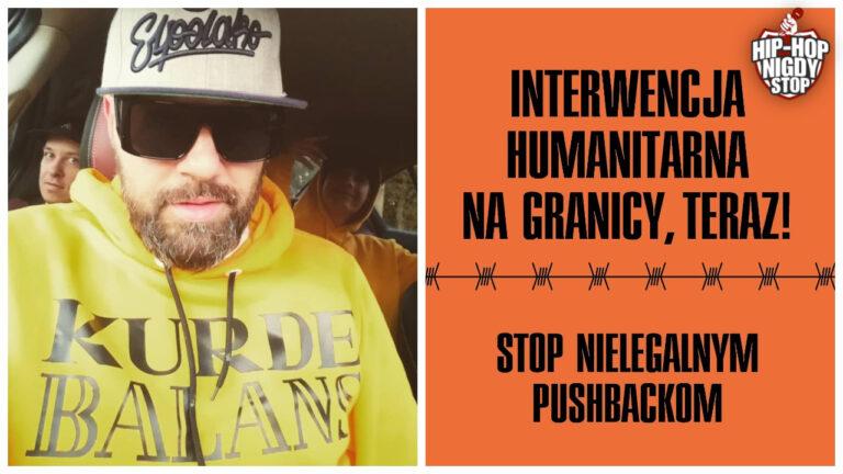 DonGURALesko apeluje o wpuszczenie imigrantów do Polski