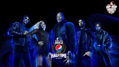 Wiemy, kto wystąpi na halftime show podczas Super Bowl w 2022 roku!